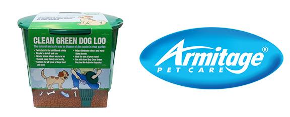Clean Green Dog Loo