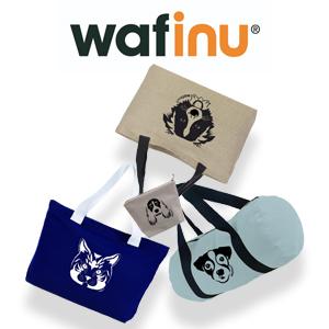 Wafinu, toujours mobilisé contre l'abandon des chiens et des chats, lance une nouvelle collection de sacs hyper-tendance