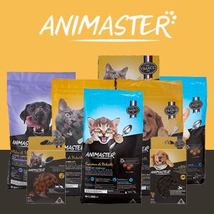 Animaster, une gamme au poil pour votre animal
