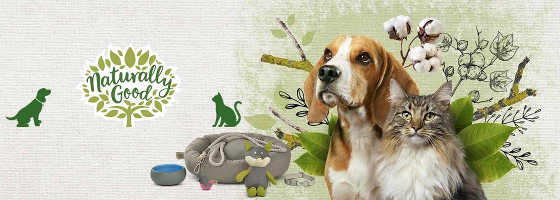 Naturally Good : des idées de cadeaux éco-responsables pour vots animaux !