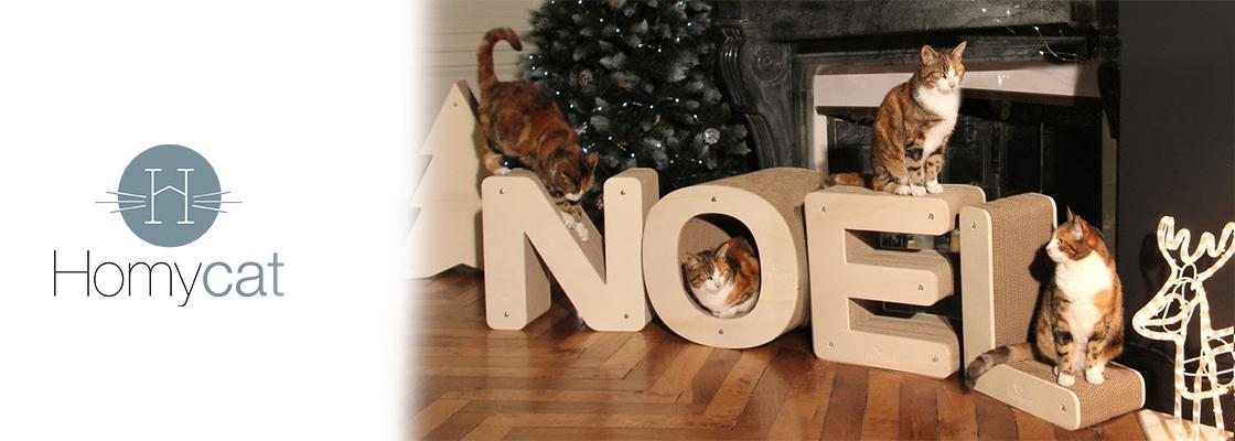 Des idées cadeaux originales pour chats gâtés et humains raffinés
