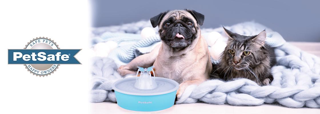 Nouveauté : Fontaine à eau papillon Drinkwell® de PetSafe™