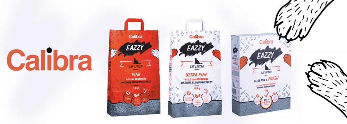 EAZZY : Un nouvelle gamme de litière 100% naturelle et hypoallergénique pour chats