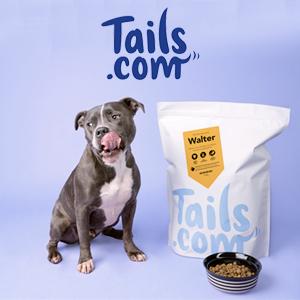 Interview de Sean Mc Cormack, vétérinaire en chef de la marque de croquettes pour chien Tails.com