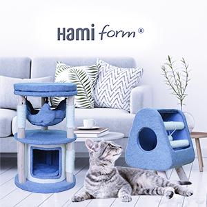 """Hamiform : Les nouveaux arbres à chat """"Les Prestiges"""""""