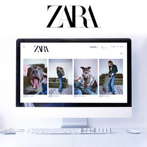 Zara : Pet Collection, la nouvelle ligne de vêtements et d'accessoires