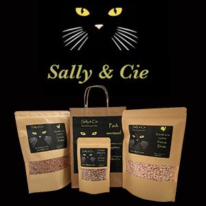 Sally & Cie : Des repas riches en protéines à base de viande et de poisson crus lyophilisés