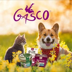 Gasco, des nouvelles offres en bio pour animaux de compagnie