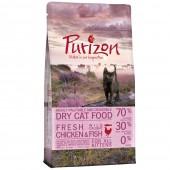 Purizon Kitten poulet et poisson sans céréales pour chaton