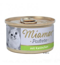 Boîtes Miamor pour chat