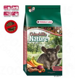 Nature pour chinchilla