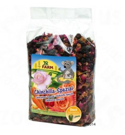 Friandises pour chinchilla