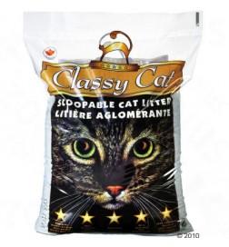 Litière Classy Cat senteur talc