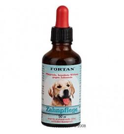 Soin dentaire Fortan pour chien