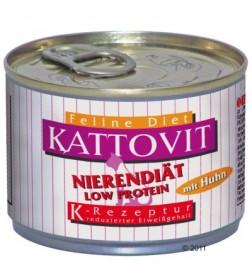 Boîtes Kattovit spécial reins Low Protein