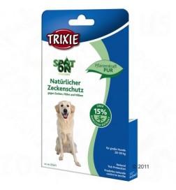 Protection anti-tiques Spot-On pour chien