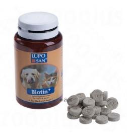 Comprimés à la biotine Luposan pour chien et chat
