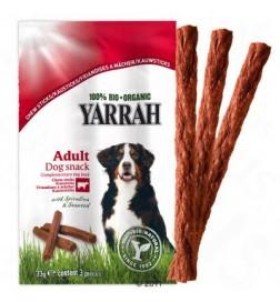 Bâtonnets à mâcher Yarrah Bio pour chien