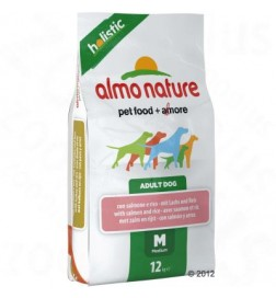 Almo Nature Adult Medium saumon et riz
