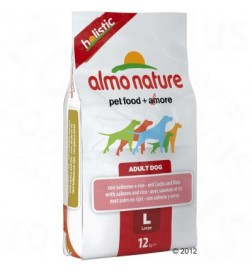 Almo Nature Adult Large saumon et riz