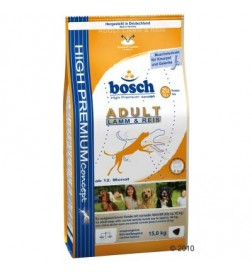 Bosch Adult agneau et riz