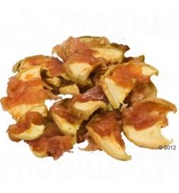 Friandise pomme filet de poulet pour chien et chat