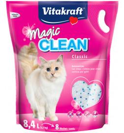 Litière Magic Clean en silice