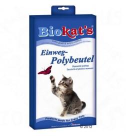 Sacs à litière en polyvinyl Biokat's