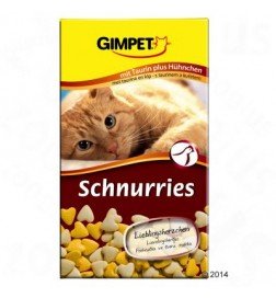 Friandises Schnurries pour chat
