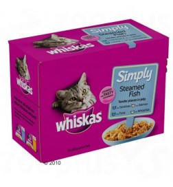 Whiskas Simply
