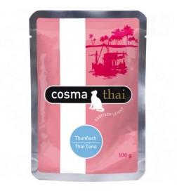 Sachets fraîcheur Cosma Thai pour chat