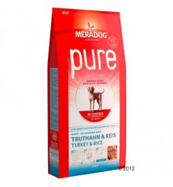 Meradog Pure Junior dinde et riz