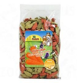 Biscuits carotte et herbes pour rongeur et lapin