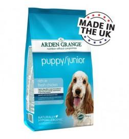 Arden Grange Puppy/Junior poulet frais