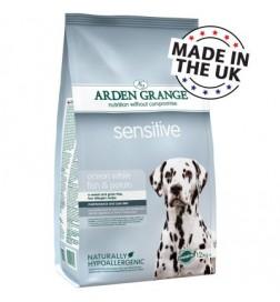 Arden Grange Sensitive poisson et pommes de terre pour chien