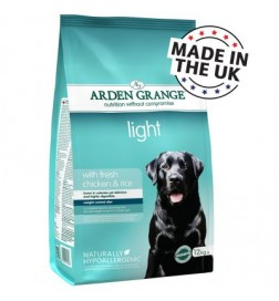 Arden Grange Adult Light pour chien