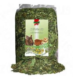 Complément alimentaire aux 3 plantes pour rongeur et lapin