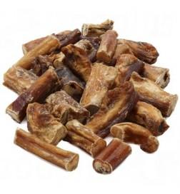 Morceaux de cimiers de bœuf pour chien