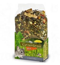 Grainless Mix pour chinchilla