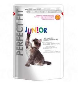 Sachets Fraîcheur Perfect Fit Junior pour chaton