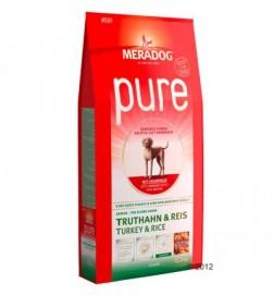 Meradog Pure Senior dinde et riz