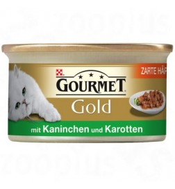 Gourmet Gold tendres bouchées