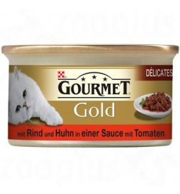 Gourmet Gold Délicatesse en sauce
