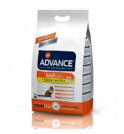 Advance Adult poulet et riz pour chat
