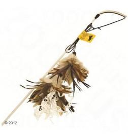 Canne à pêche Crunchy Feather