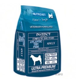 Nutrivet Instinct Atlantic Ten Fish