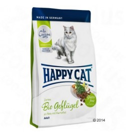 Happy Cat La Cuisine volaille bio