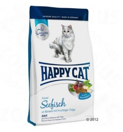 Happy Cat La Cuisine poisson de mer