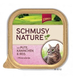 Schmusy Nature pour chat et chaton