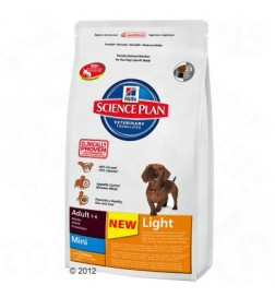 Canine Adult Light Mini